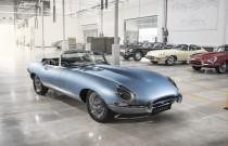 Jaguar E-Type Zero: technologia XXI wieku w oldskulowym wydaniu