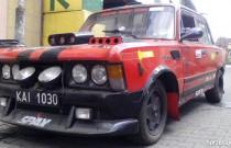 Patrz i płacz! Jak ktoś mógł zrobić coś takiego Fiatowi 125p?