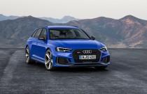 Audi pokazało nowe RS4