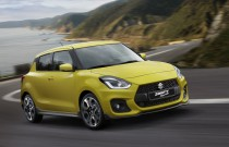 Oto nowe Suzuki Swift Sport