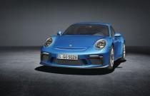 Porsche 911 GT3 Touring: stworzone do dawania frajdy z jazdy