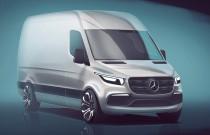 Mercedes pracuje nad kolejną generacją Sprintera