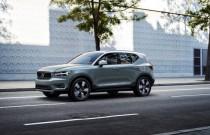 Nowe Volvo XC40 z nowym systemem użytkowania