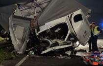 Polak sprawcą śmiertelnego wypadku na niemieckiej autostradzie! Jechał pod prąd!