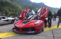 Tak się bawią właściciele superaut w Szwajcarii