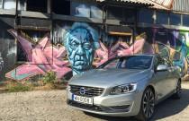 Volvo S60. Miejska elegancja.