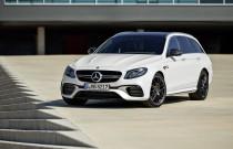 Mercedes-AMG E63 S Kombi: piekielnie mocne auto dla rodziny