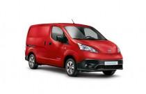 Nissan e-NV200 najlepiej sprzedającym się elektrycznym vanem w Europie