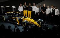 Renault zaprezentowało bolid Formuły 1 na sezon 2017