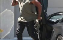 Raper Kanye West ostatnio pokazuje...