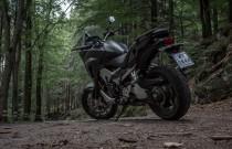 Honda VFR800X Crossrunner/fot. Łuka...