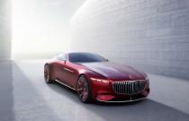 Vision Mercedes-Maybach 6/fot. Merc...