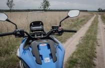 Honda NC750X/fot. Łukasz Kuźmiuk