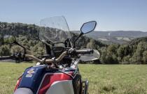 Honda CRF1000L Africa Twin/fot. Łuk...