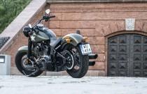 Harley-Davidson Softail Slim S/fot....