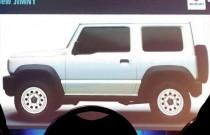 Wyciekły zdjęcia nowego Suzuki Jimny - zdjęcie 1