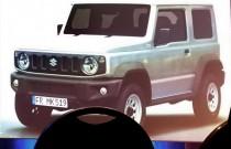 Wyciekły zdjęcia nowego Suzuki Jimny - zdjęcie 2