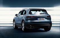 Zdjęcia nowego Porsche Cayenne wyciekły do internetu - 2