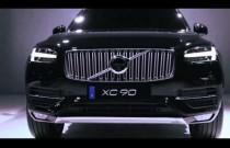Nowe Volvo XC90 - co wydarzyło się w Sztokholmie