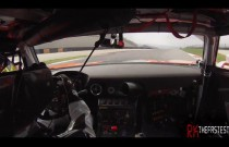Kubica w Mugello: on board