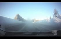 Wyprzedzanie chmury dymu