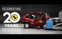 Jak bardzo zmienił się poziom bezpieczeństwa aut na przestrzeni 20 lat?