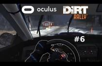 Oculus Rift + kierownica + Dirt Rally = marzenie każdego gracza z benzyną we krwi!