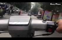 Polska miała swojego Froga, a w Chinach grasuje szaleniec na skuterze