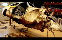 10-letni proces odrestaurowania Audi Quattro A2 zakończony sukcesem