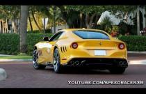 16-latek prowadzi jedyne na świecie Ferrari SP 275 RW Competizione