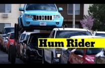 Hum Rider, czyli auto do omijania korków