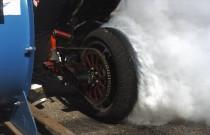 Palenie gumy nagrane w 28 500 kl/s!