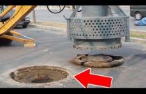 Tak wymienia się studzienki kanalizacyjne w Niemczech