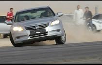 Arabski drift z prędkością 240 km/h