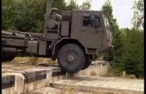Ciężarówki Tatry w akcji