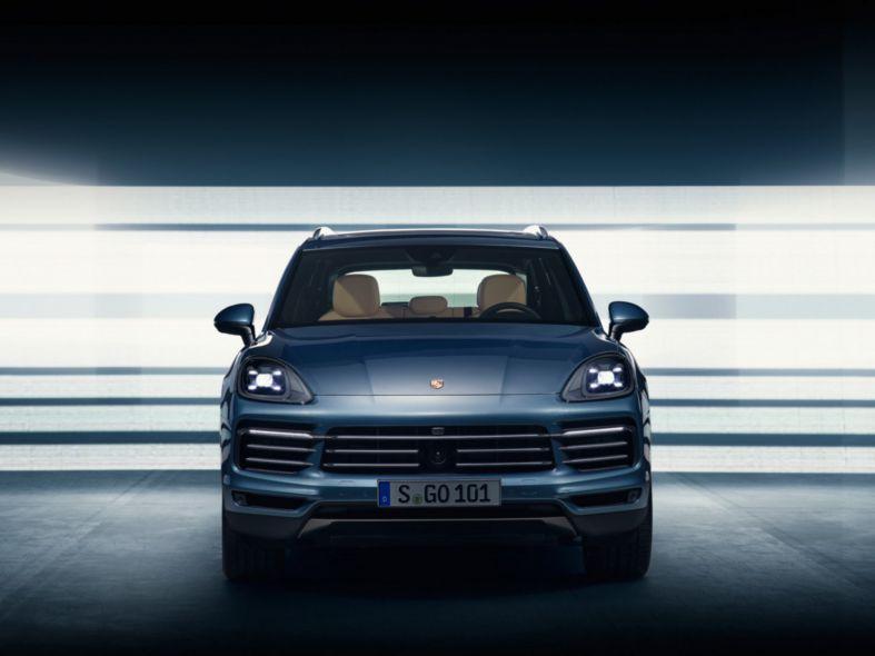 Zdjęcia nowego Porsche Cayenne wyciekły do internetu - 4