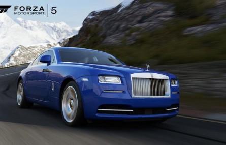 Rolls-Royce debiutuje w Forza Motorsport 5