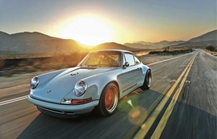 Obiekt kultu: Porsche 911 zmodyfikowane przez Singer