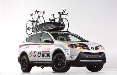 Triathlonowa Toyota RAV4