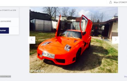 Kto tak zepsuł Porsche? Polak potrafi!