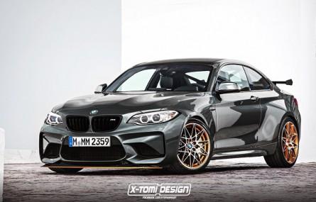 BMW pracuje nad torową wersją M2?
