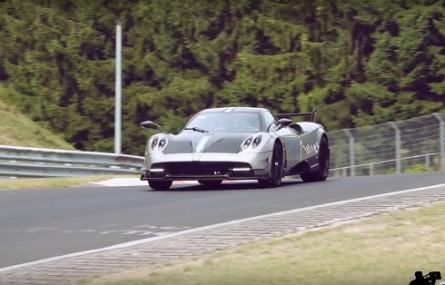 Pagani szykuje się do pobicia rekordu przejazdu na torze Nurburgring?