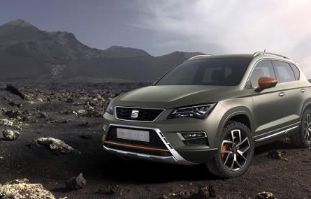 Seat Ateca X-Perience: SUV w uterenowionej odmianie