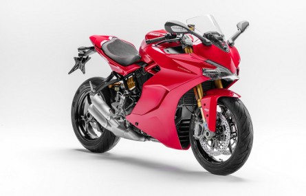 Premiera Ducati SuperSport