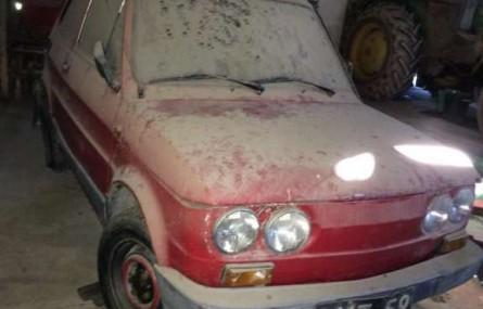 Polski Fiat z ogłoszenia. Coś jednak poszło nie tak...