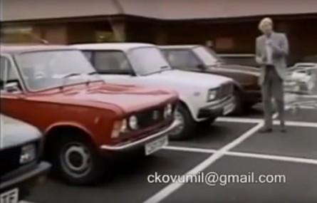 Top Gear porównał Fiata 125p, Ładę 2107, Skodę 105 S i Yugo 45 A