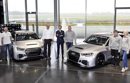 Pierwsze egzemplarze Audi RS3 LMS trafiły do klientów