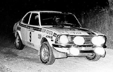 Historia najmocniejszych sportowych Corolli