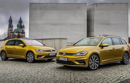 Odświeżony Volkswagen Golf już w polskich salonach