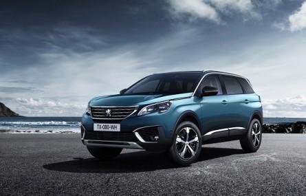 Poznań Motor Show 2017 - ofensywa SUV-ów na stoisku Peugeota